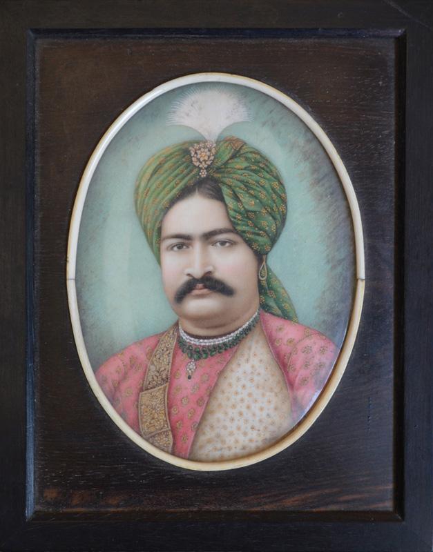 H. H. Laxman Sen Bahadur