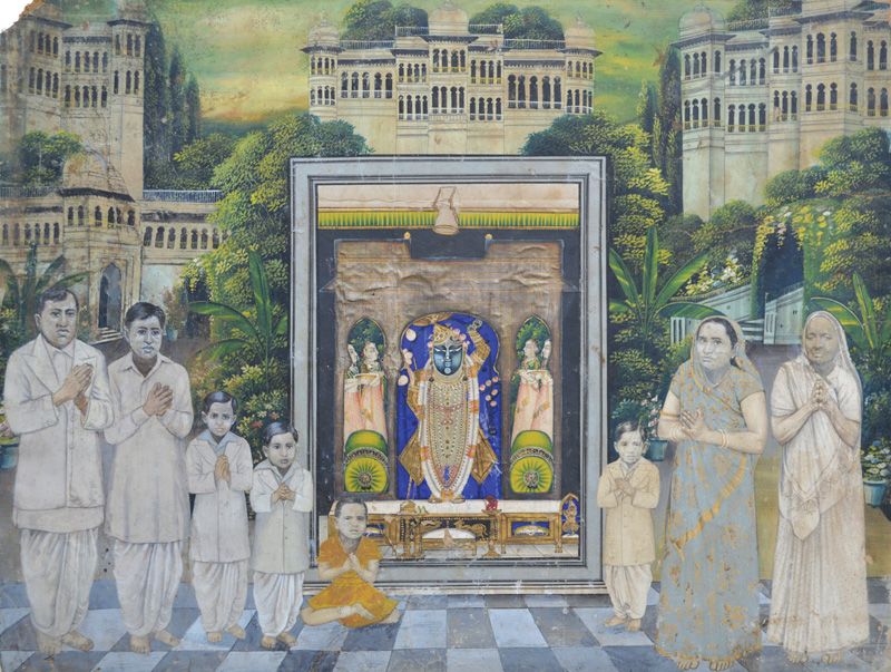 Manorath of Shreenathji