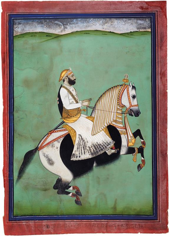 Maharana Fateh Singh of Mewar