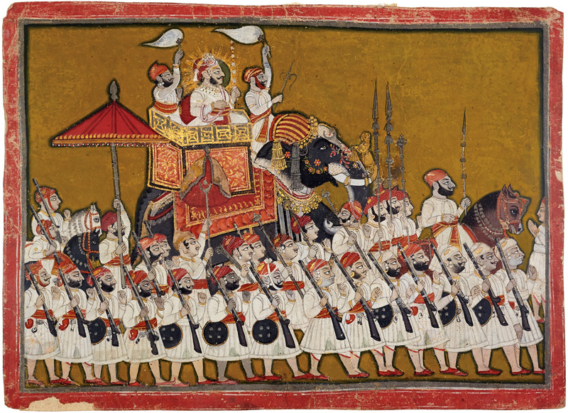 Tilkayat Damodarji Maharaj