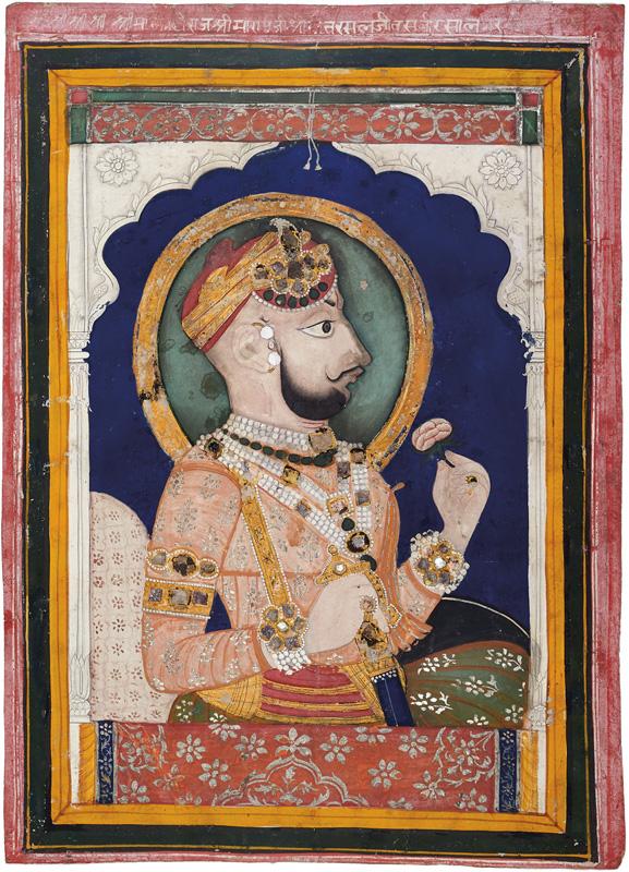 Maharaja Satrusal II of Kotah