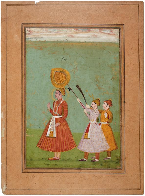 Maharaja Ram Singh of Amber