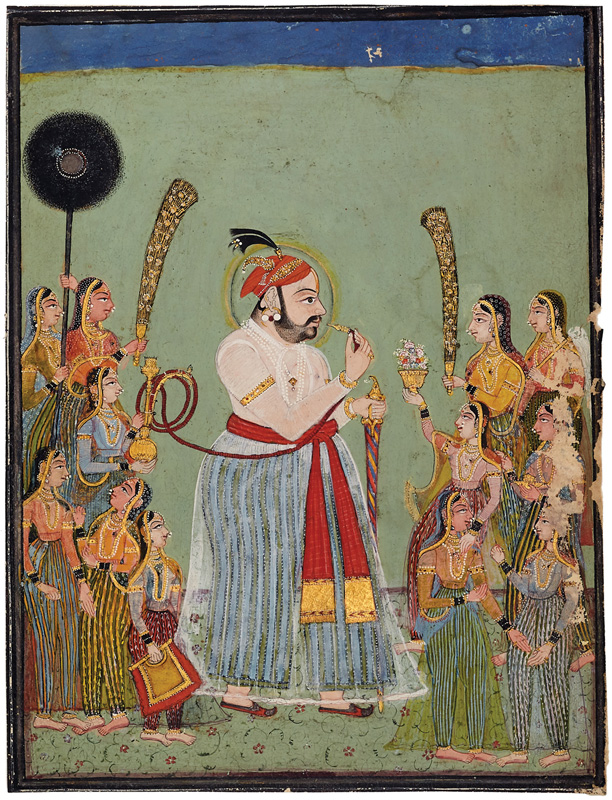 Maharana Jagat Singh of Mewar