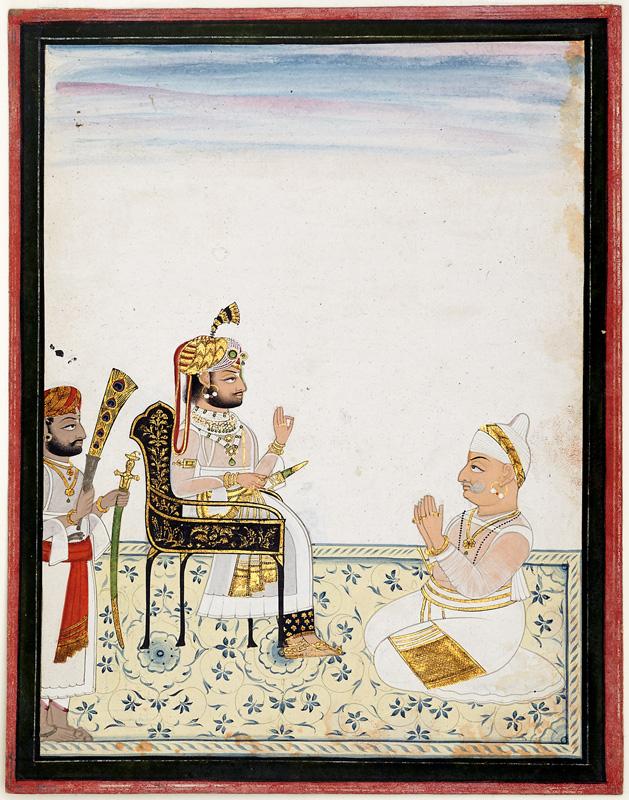 Maharana Swarup Singh