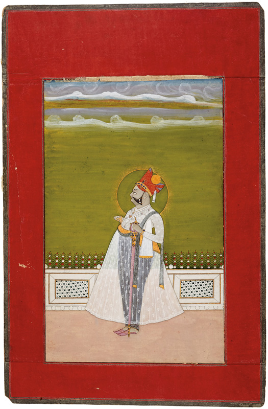 Maharaja Gaj Singh of Bikaner