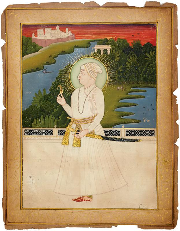 Maharaja Bahadur Singh of Kishangarh