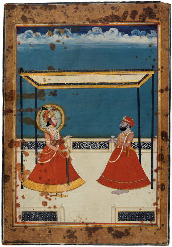 Maharaja Sawai Jai Singh III of Jaipur