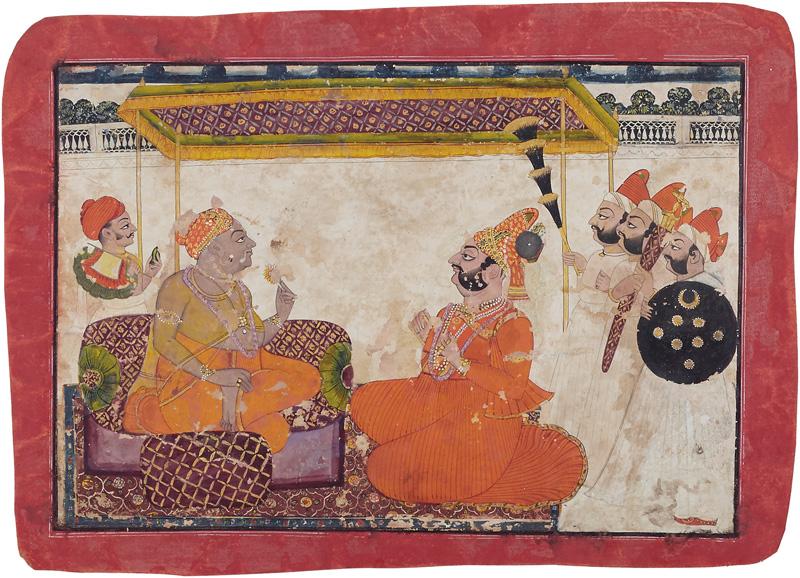 Maharaja Bhim Singh of Jodhpur
