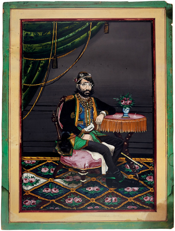 Maharaja Sawai Ram Singh II of Jaipur
