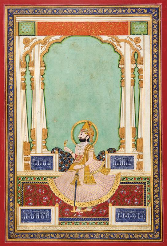 Maharaja Man Singh of Jodhpur