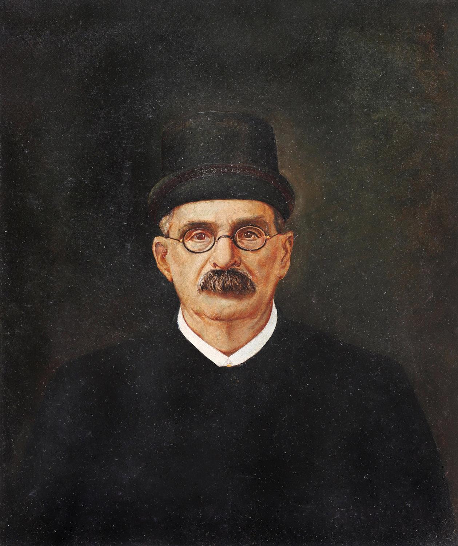 Dosabhoy Bejomjee Kharas, B. A.
