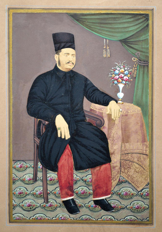 Pestonjee Meherjee