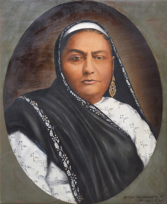 Ratanbai Rustomji Dalal