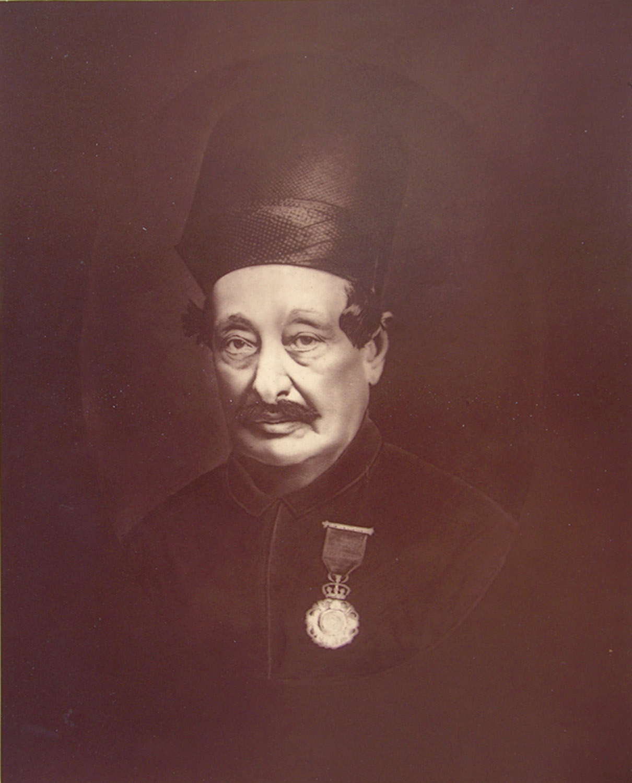 Naoroji Furdoonji Esq.