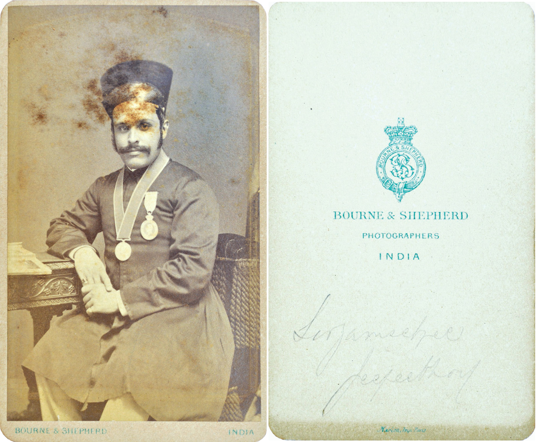 Sir Jamsetjee Jejeebhoy-3rd Baronet