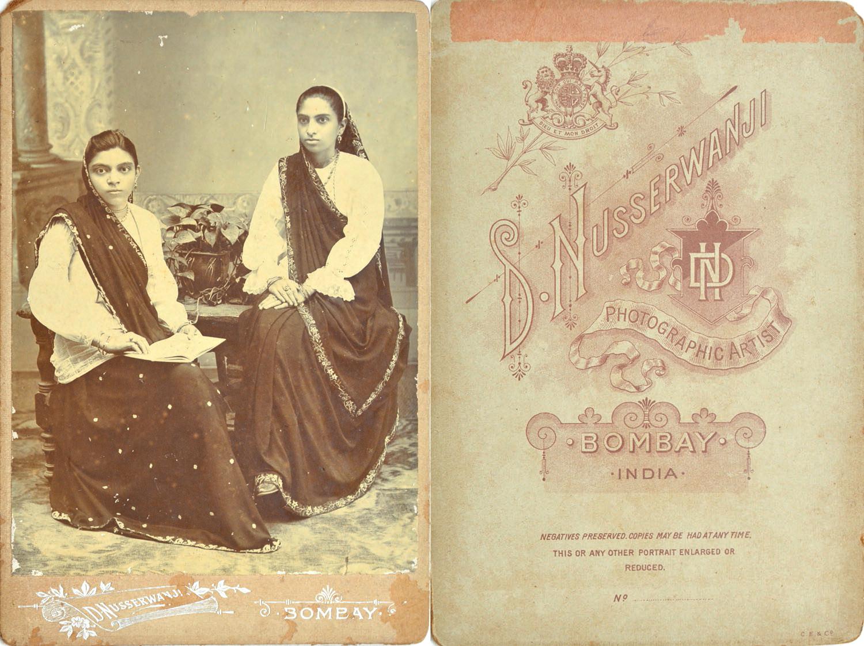 Two Parsi Women