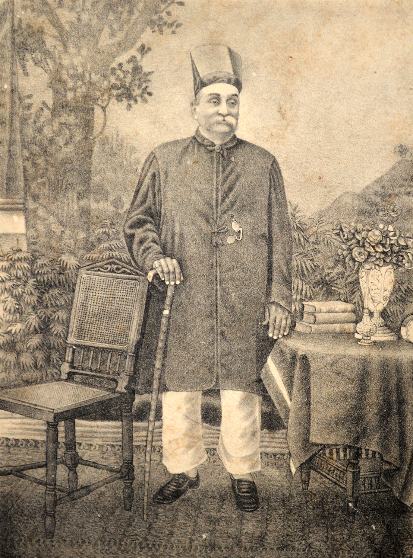 Dadabhai Hormusji Dubash
