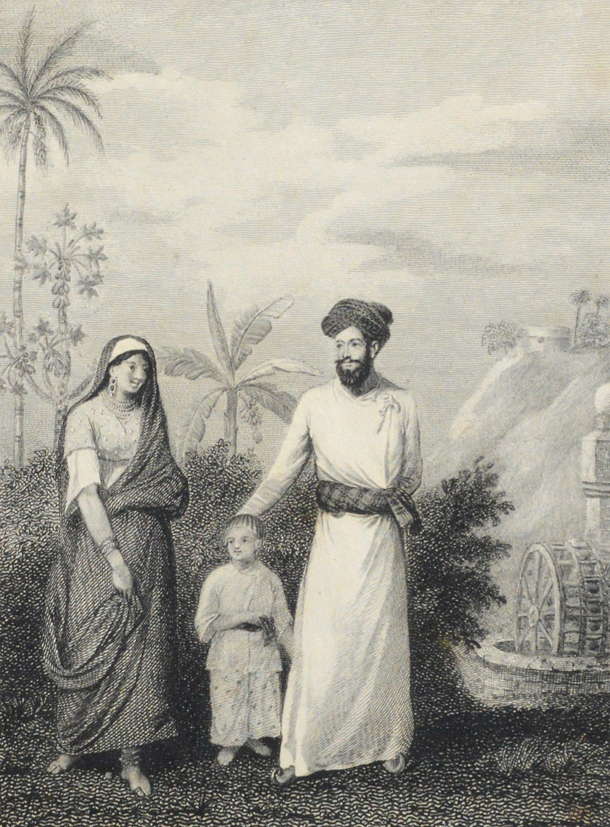 Early Parsi family
