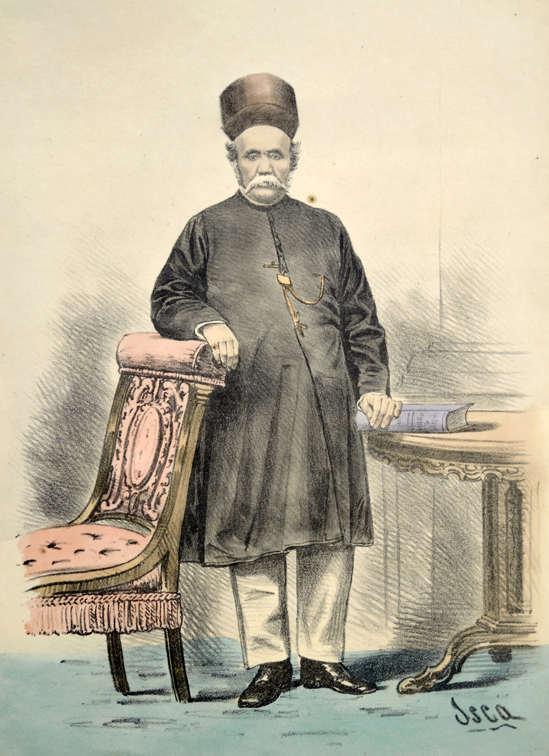 Manackji Rustomji Esq.,