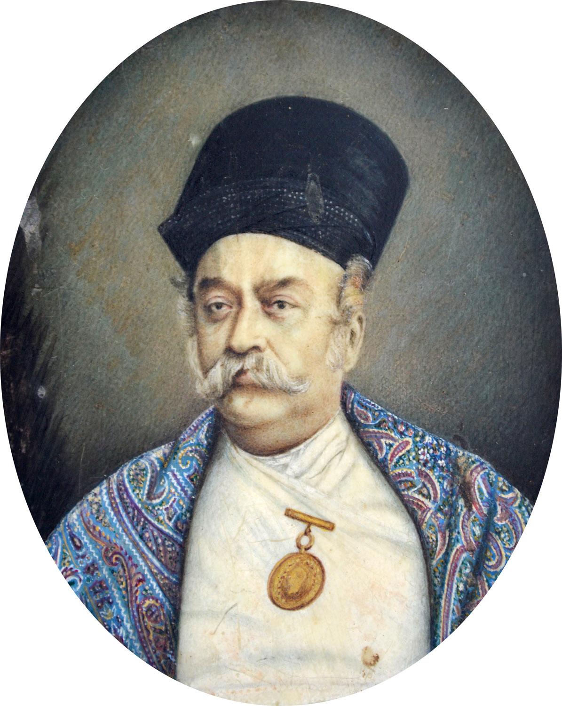 Khan Bahadur Padumjee Pestonjee