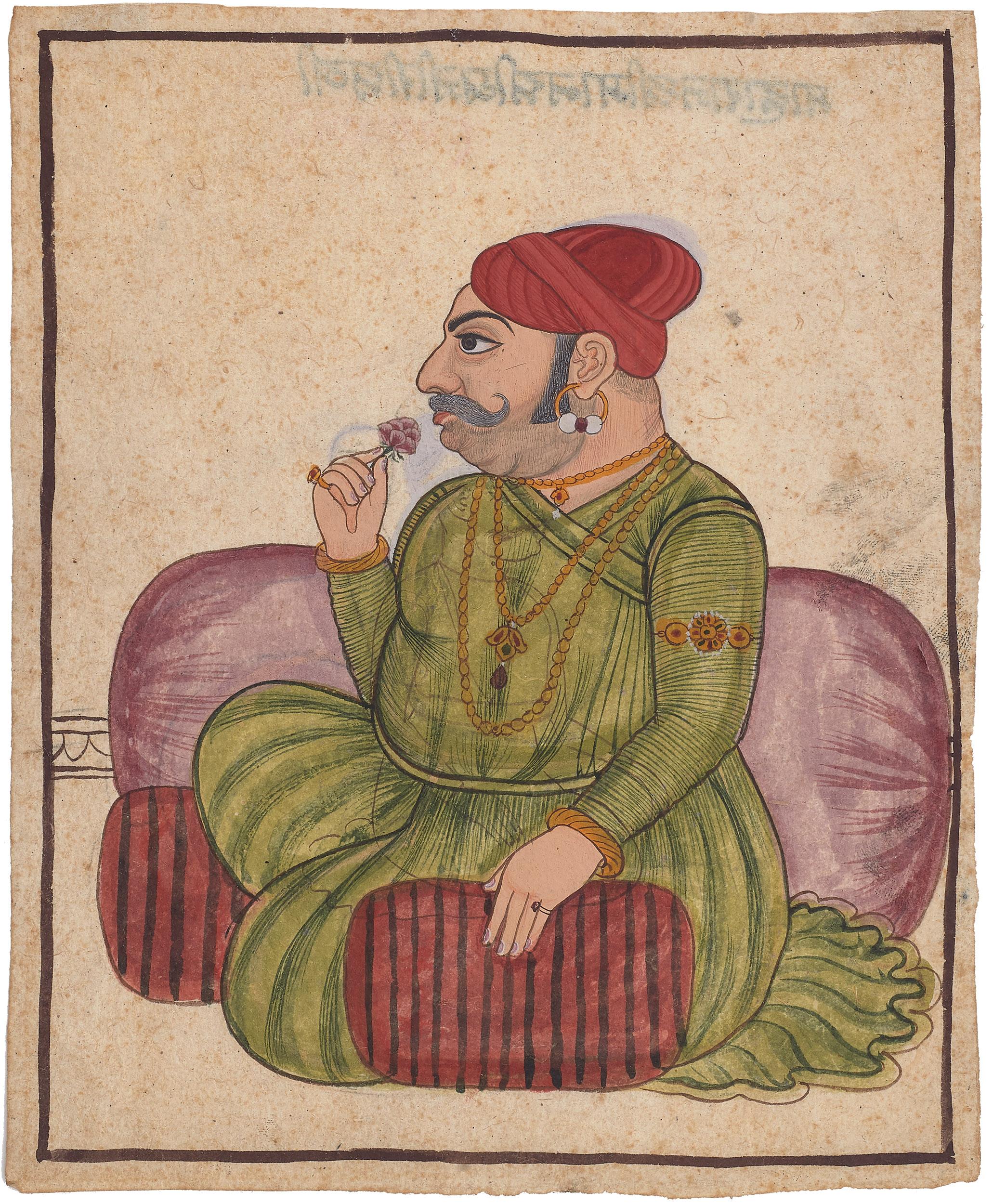 Maharaja Man Singh of Ratlam