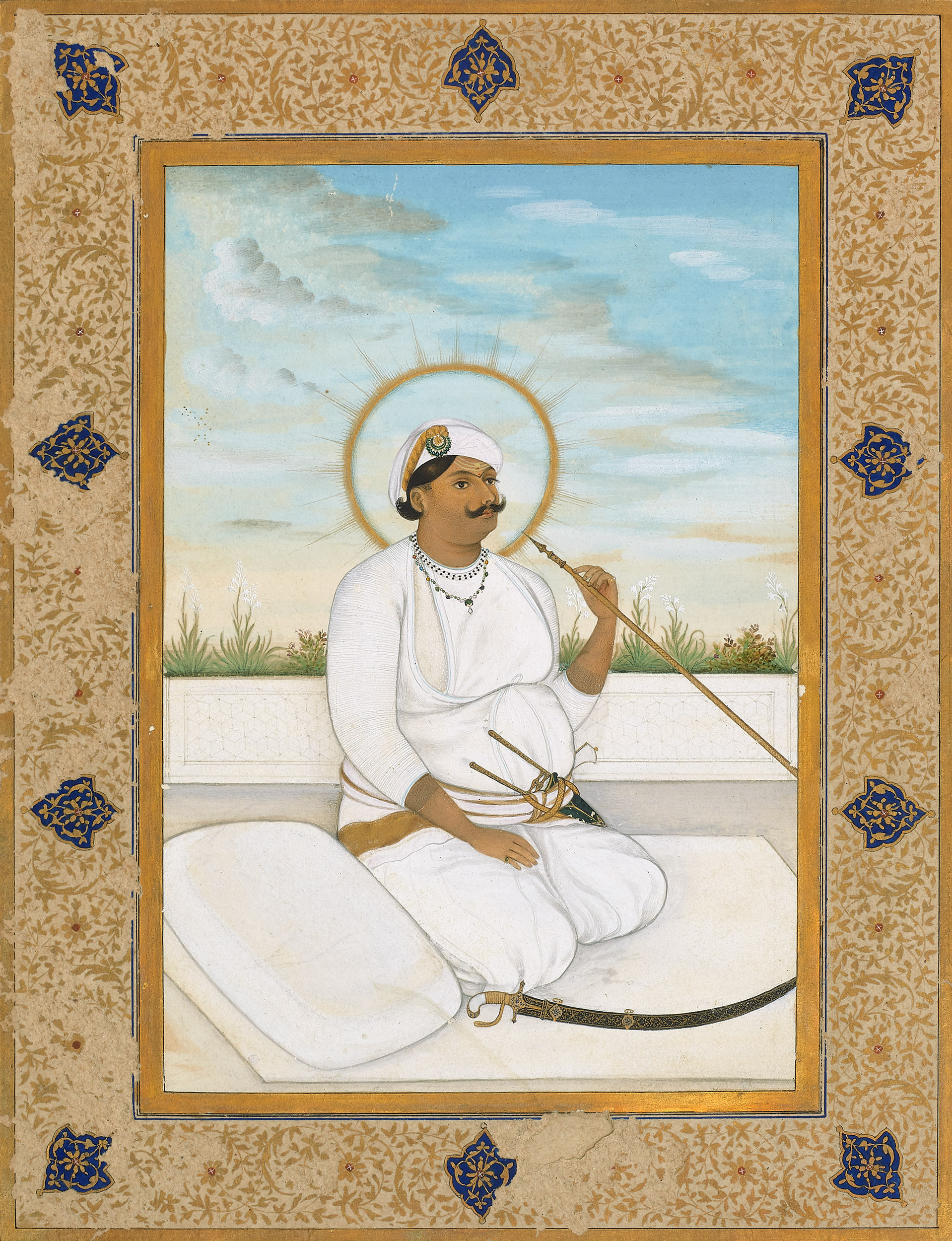 Maharao Raja Binay Singh