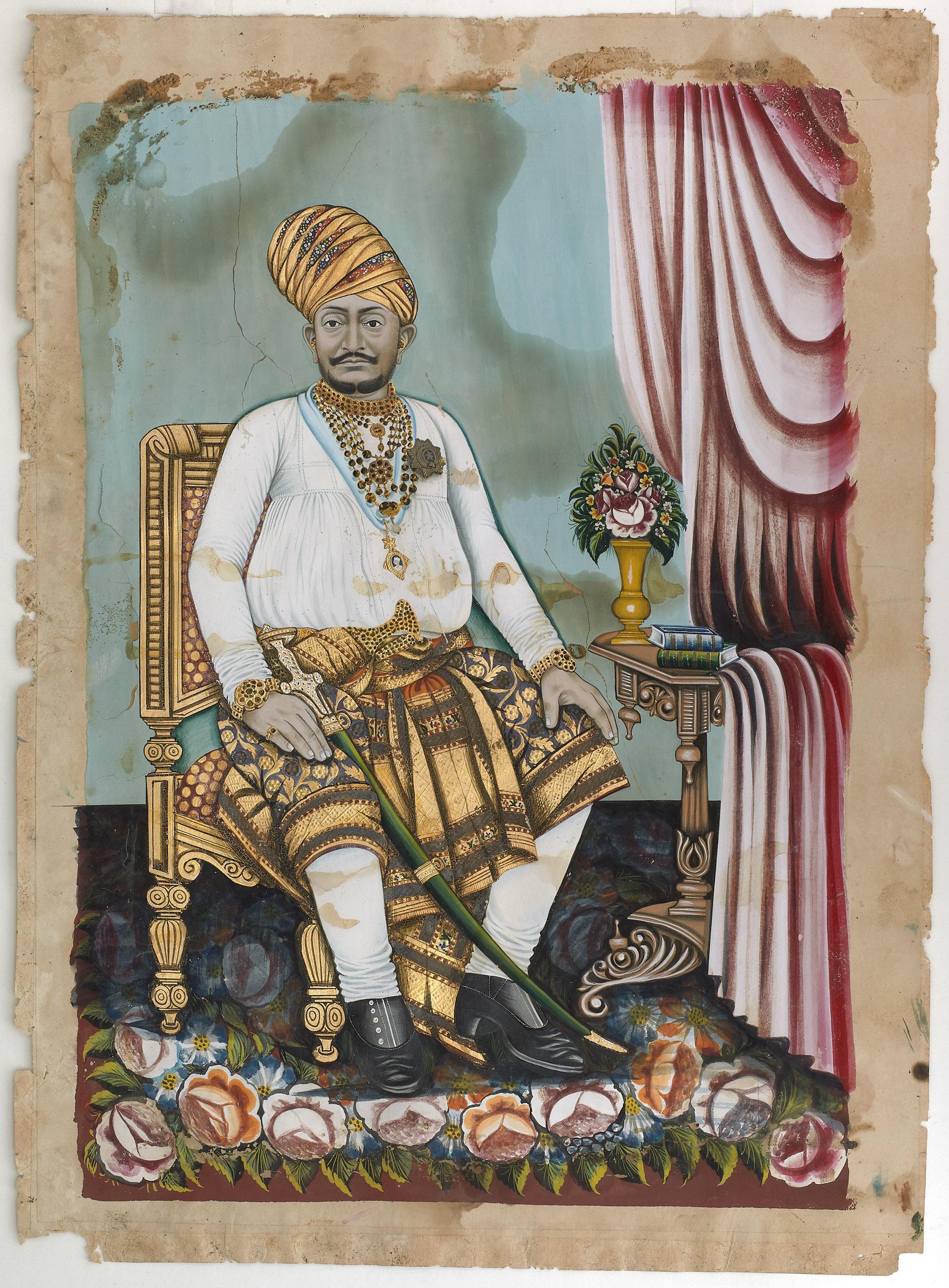 Maharaja Jam Vibhaji