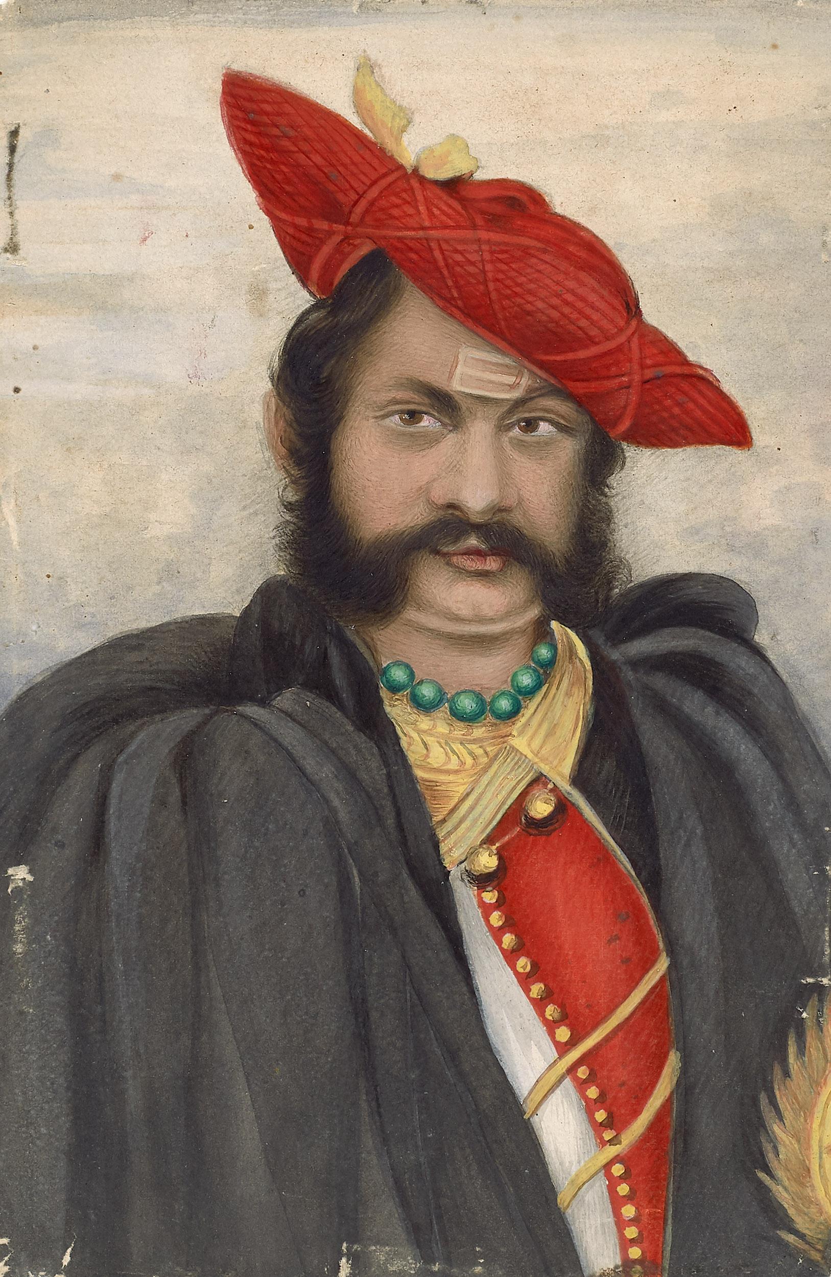 Maharaja Jayajirao Scindia