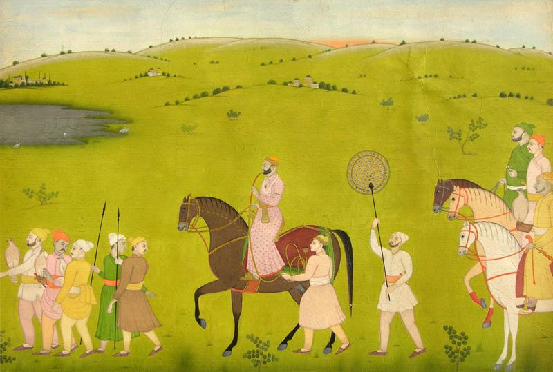 Prince Balwant Singh of Jasrota