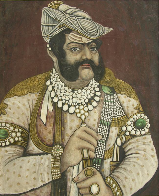 Maharaja Jiyaji Rao
