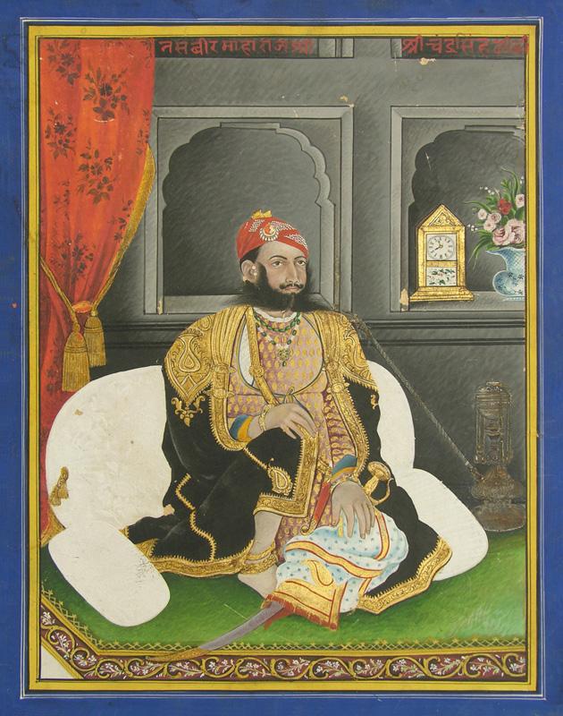 Maharao Sheodan Singhji