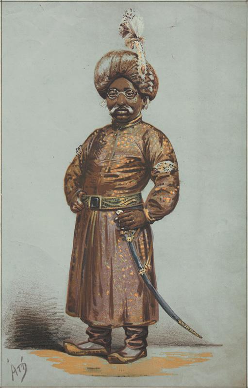 Mansur Ali Khan Bahadur Vanity Fair
