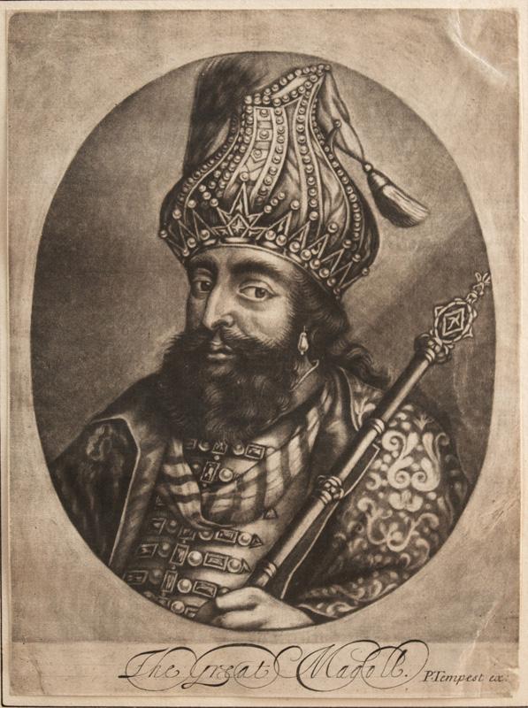 Zahir-ud-din-Mohammed Babur