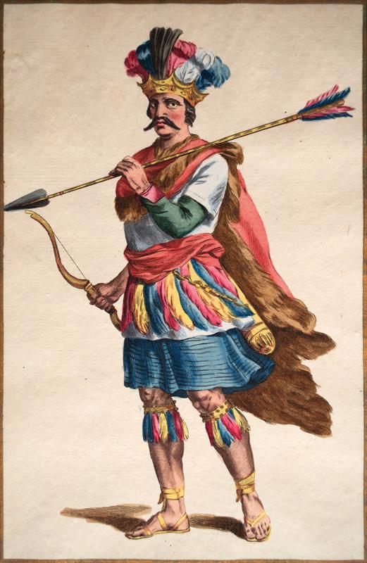 Ruler of Kingdom of Mysore, Hyder Ali