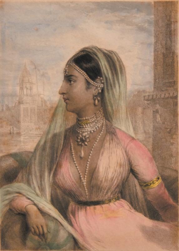 The Rajpootnee Bride