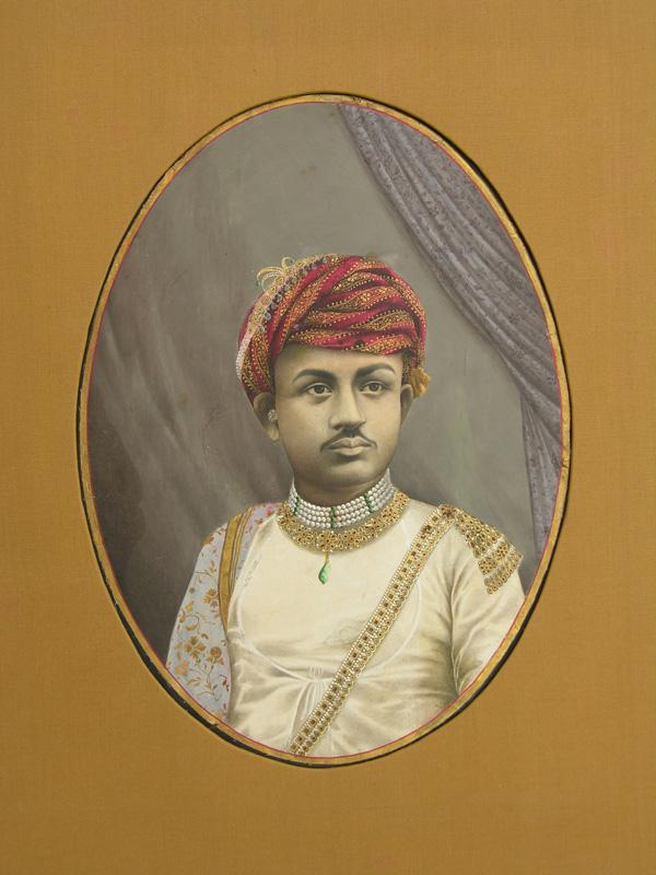 Shri Karansinhji