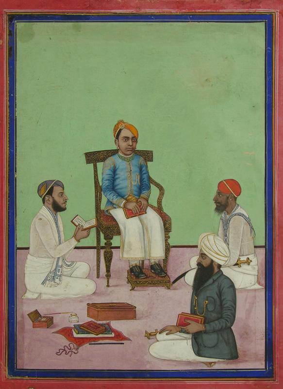Prince Bhupal Singh