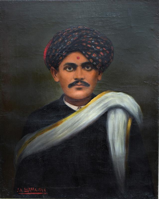 Sheth Dungarsinh Parsottam