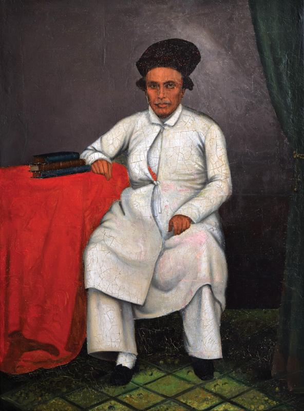 Dr. Burjorji Dorabji Cooper
