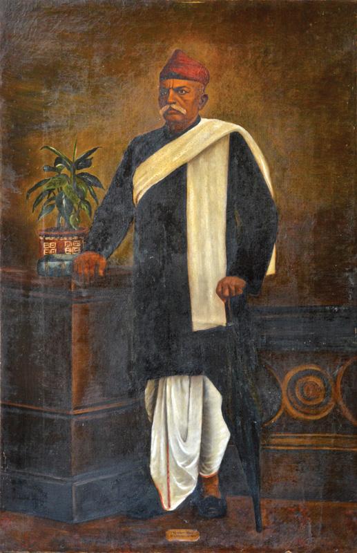 Sheth Damodar Khimji
