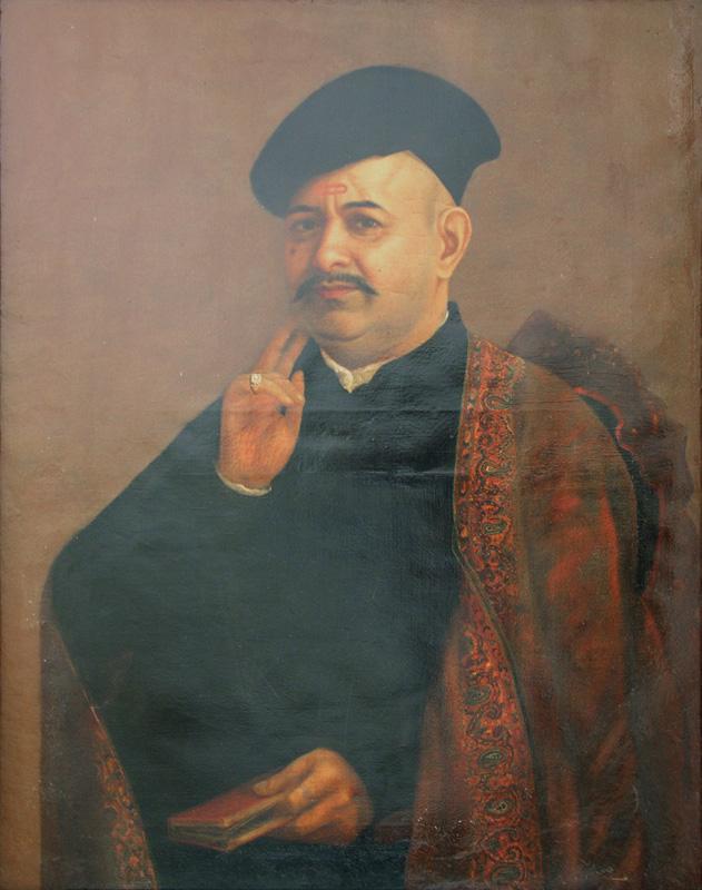 Honorable Justice Nanabhoy Haridas