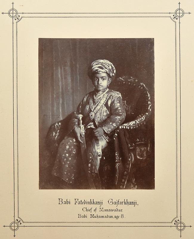 Babi Fatedinkhanji Gajfarkhanji