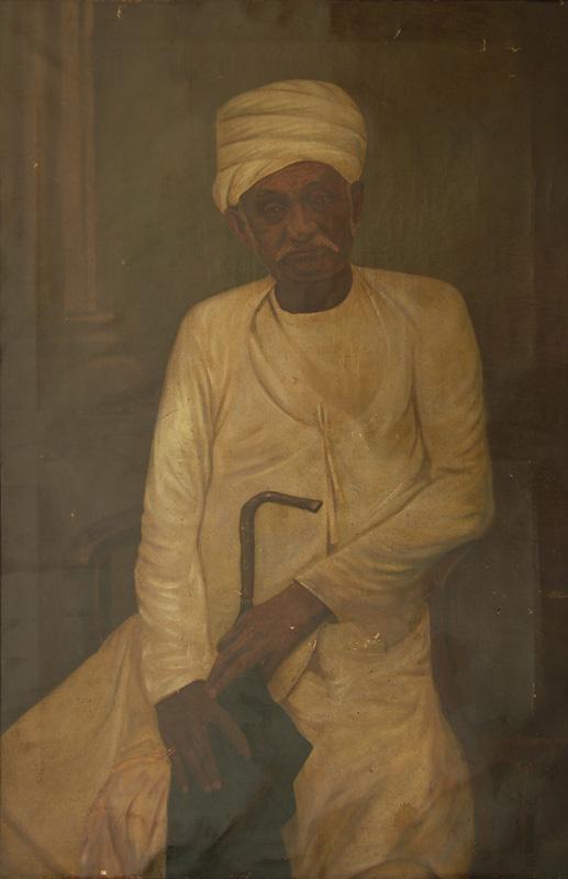 Durbar from Kathiawad by Abalal Rahiman