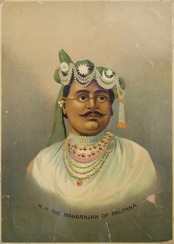 Thakor Sahib Shri Mansinhji Sursinhji