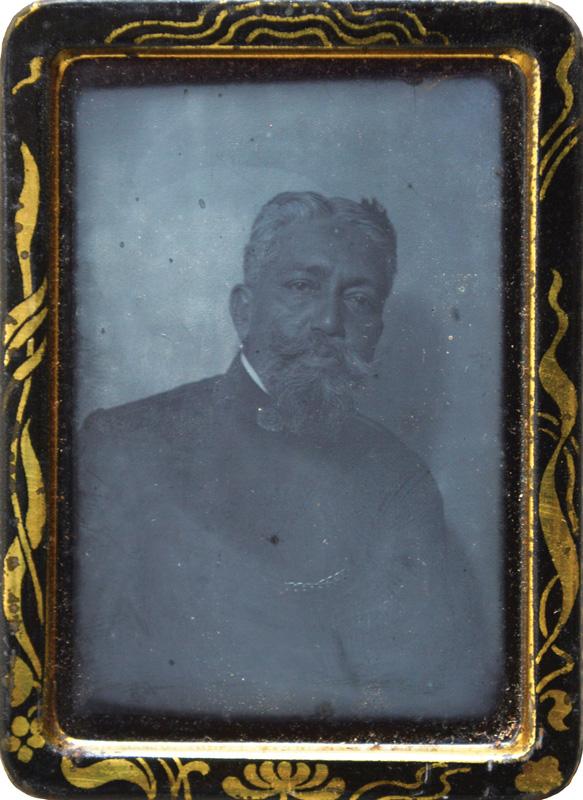 Member of St. Francis Xavier Exposition