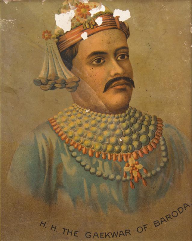 Maharaja Sayajirao Gaekwad