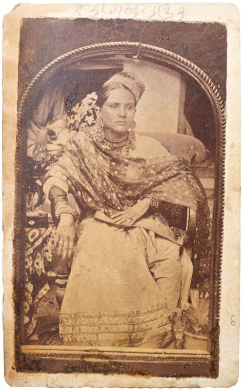 Mumtaz, Tawaif from Lucknow