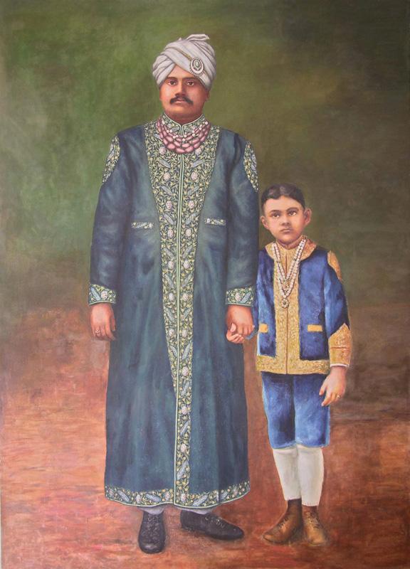 Nawab Sir Mahabat Khan III