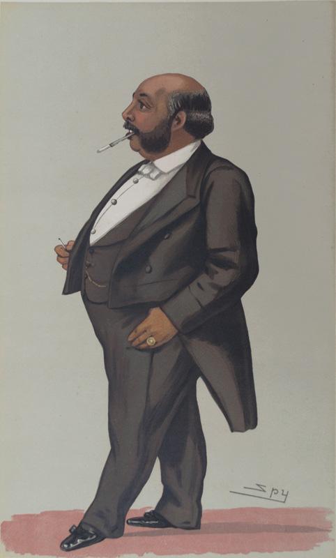 Maharaja Duleep Singh Vanity Fair