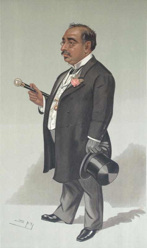 Sir Mancherjee Marwanjee Bhavnagaree